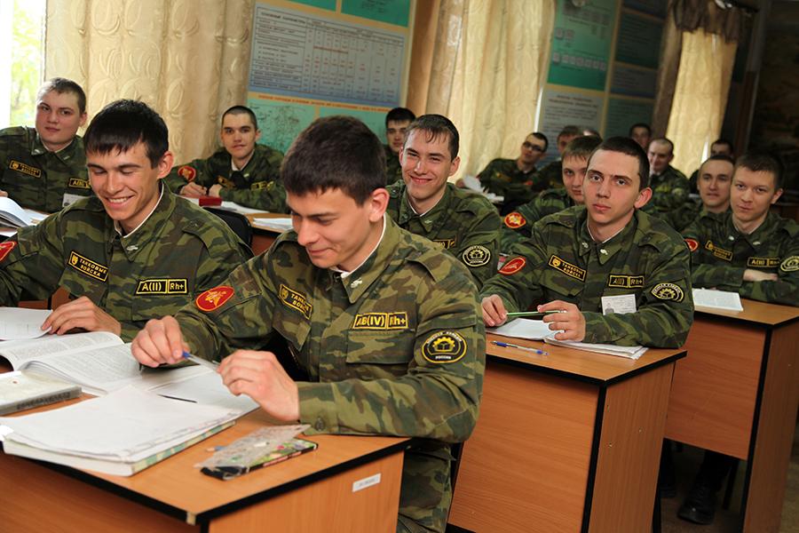 специальности в военном университете мо рф первый год